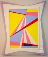 Umbrella - Image 28 x 24 - Frame 40 x 32 - $2,000