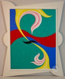 Blossom - Image 23.25 x 18 - Frame 30.25 x 24.5 - $1,800