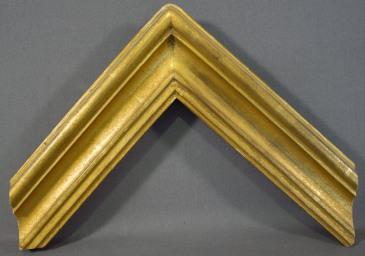 Medium Gold with Red Rub