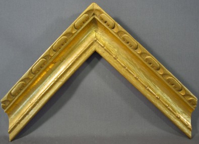 Medium Gold with carve
