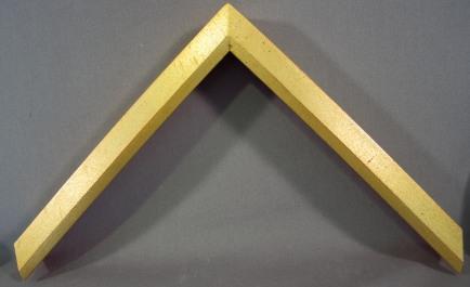 Medium Gold with Red Rub (1 3/4)